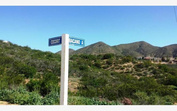 Foto de terreno comercial en venta en  -, san antonio de las minas, ensenada, baja california, 1739982 No. 04