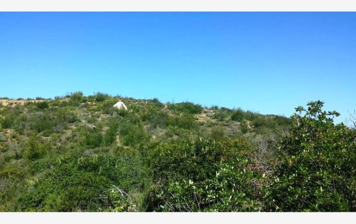 Foto de terreno comercial en venta en  -, san antonio de las minas, ensenada, baja california, 1739982 No. 09