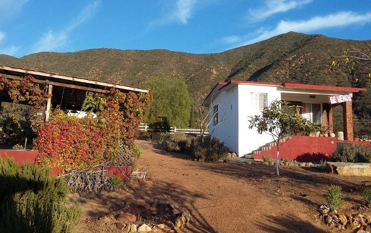 Foto de terreno habitacional en venta en avenida mina la turquesa , san antonio de las minas, ensenada, baja california, 2732116 No. 01