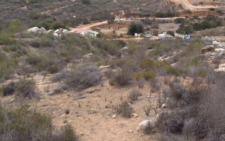 Foto de terreno habitacional en venta en  , san antonio de las minas, ensenada, baja california, 539806 No. 08