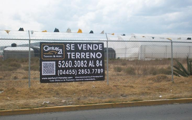 Foto de terreno habitacional en venta en  , san antonio el desmonte, pachuca de soto, hidalgo, 1713422 No. 01