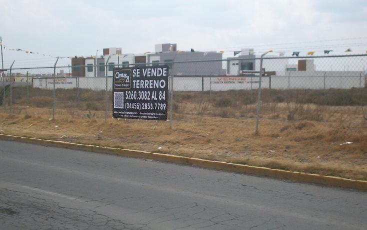 Foto de terreno habitacional en venta en  , san antonio el desmonte, pachuca de soto, hidalgo, 1713422 No. 05