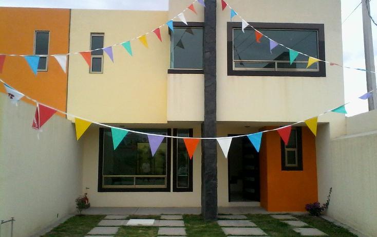 Foto de casa en venta en  , san antonio el desmonte, pachuca de soto, hidalgo, 2007196 No. 01