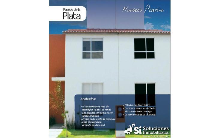 Foto de casa en venta en  , san antonio el desmonte, pachuca de soto, hidalgo, 450972 No. 01