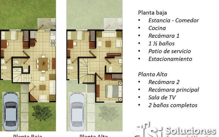 Foto de casa en venta en  , san antonio el desmonte, pachuca de soto, hidalgo, 450972 No. 02