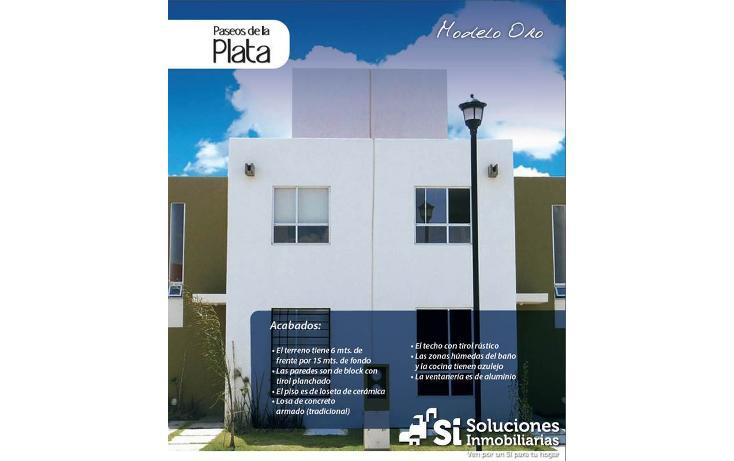 Foto de casa en venta en  , san antonio el desmonte, pachuca de soto, hidalgo, 450973 No. 01