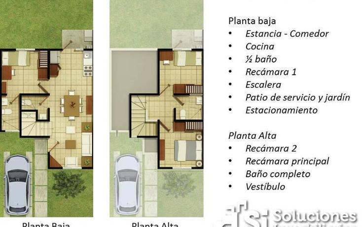 Foto de casa en venta en  , san antonio el desmonte, pachuca de soto, hidalgo, 450973 No. 02