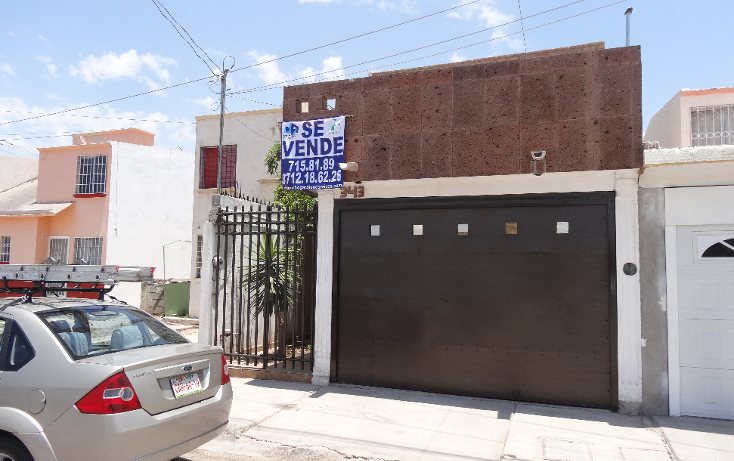 Foto de casa en venta en  , san antonio, gómez palacio, durango, 1091189 No. 01
