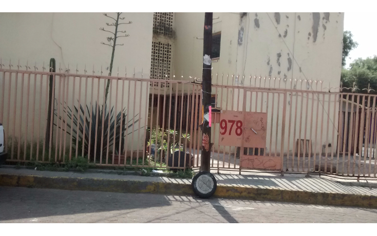 Foto de departamento en venta en  , san antonio, iztapalapa, distrito federal, 1302193 No. 01