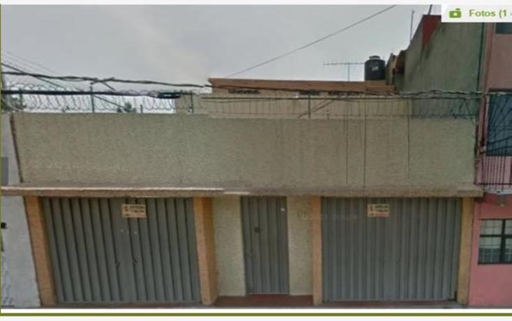 Foto de casa en venta en  , san antonio, iztapalapa, distrito federal, 1996088 No. 01