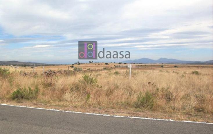 Foto de terreno comercial en venta en  , san antonio la galera, huimilpan, querétaro, 1563118 No. 03