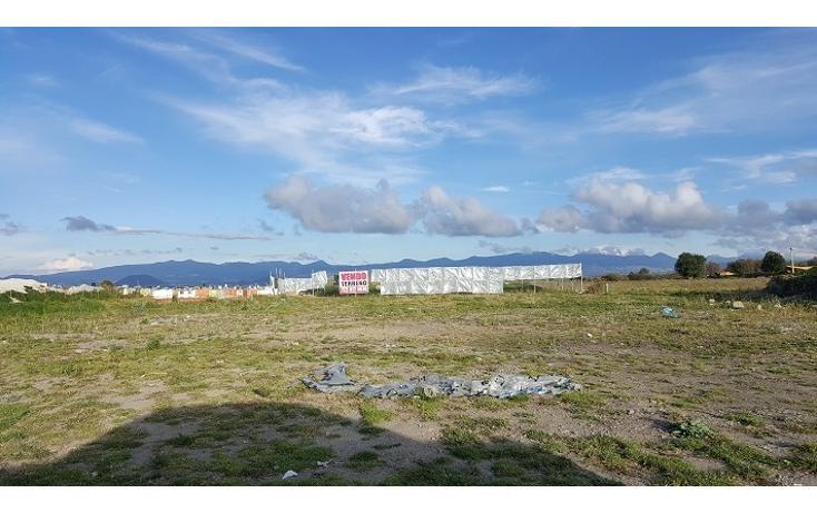 Foto de terreno habitacional en venta en  , san antonio la isla, san antonio la isla, méxico, 846899 No. 01