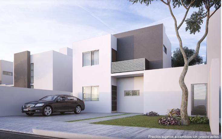 Foto de casa en venta en, san antonio, mérida, yucatán, 1480589 no 01
