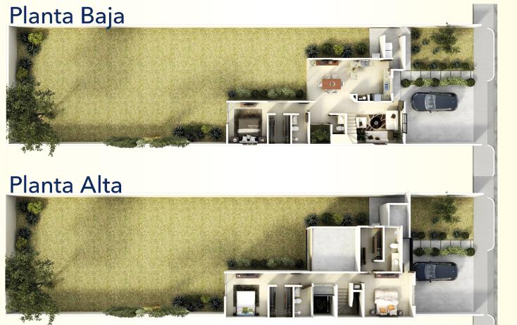 Foto de casa en venta en, san antonio, mérida, yucatán, 1480589 no 06