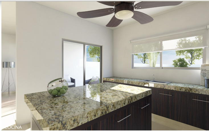 Foto de casa en venta en  , san antonio, m?rida, yucat?n, 1480649 No. 03