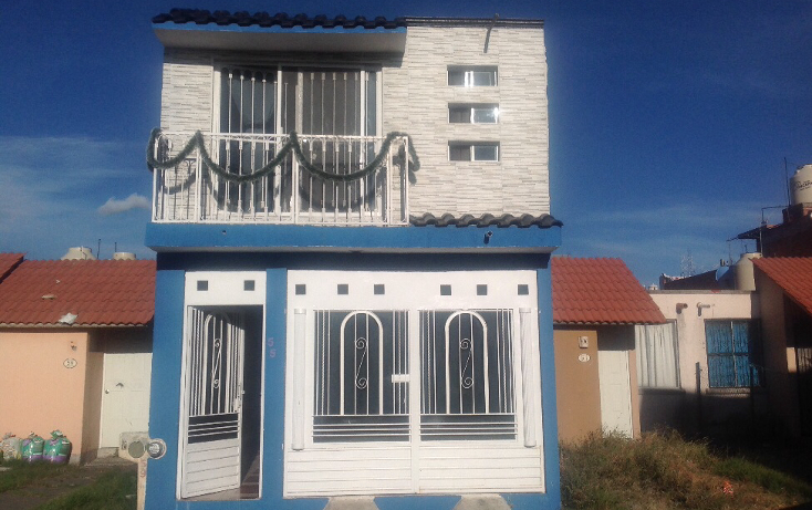 Foto de casa en venta en  , san antonio, morelia, michoacán de ocampo, 1069027 No. 01