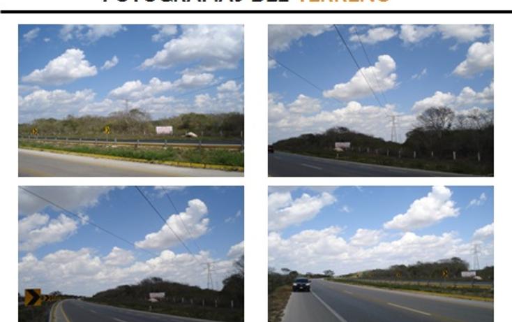 Foto de terreno comercial en venta en  , san antonio mulix, umán, yucatán, 1189933 No. 04