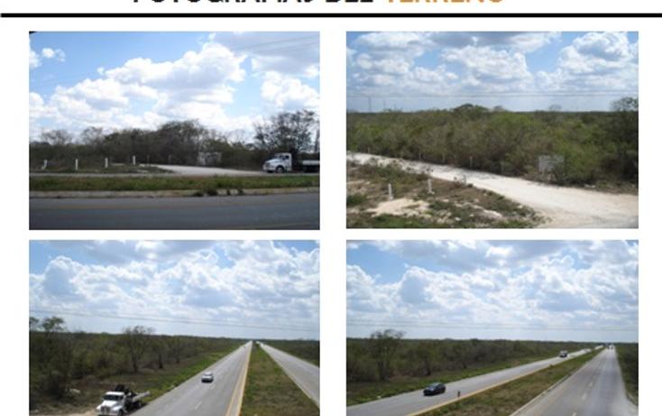 Foto de terreno comercial en venta en  , san antonio mulix, umán, yucatán, 1189933 No. 05