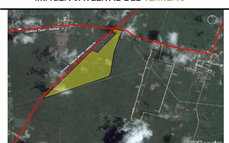 Foto de terreno comercial en venta en  , san antonio mulix, umán, yucatán, 1189933 No. 06