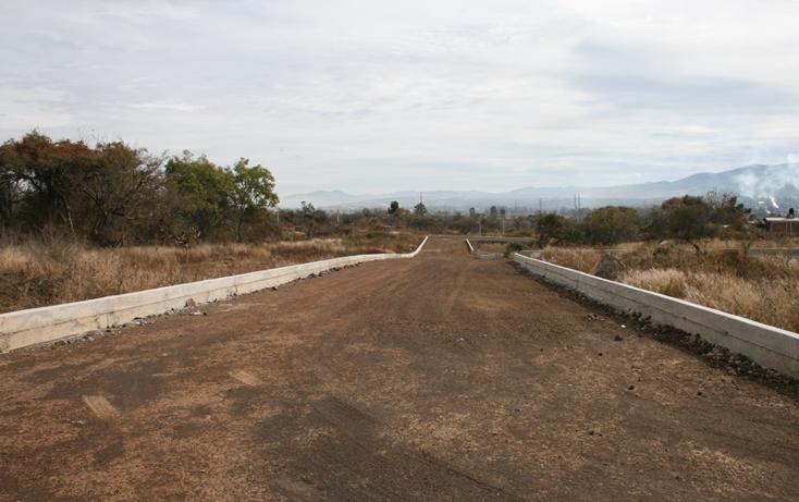 Foto de terreno habitacional en venta en  , san antonio parangare, morelia, michoacán de ocampo, 1599492 No. 04