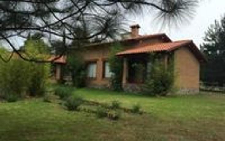 Foto de casa en venta en  , san antonio, tapalpa, jalisco, 1555036 No. 01