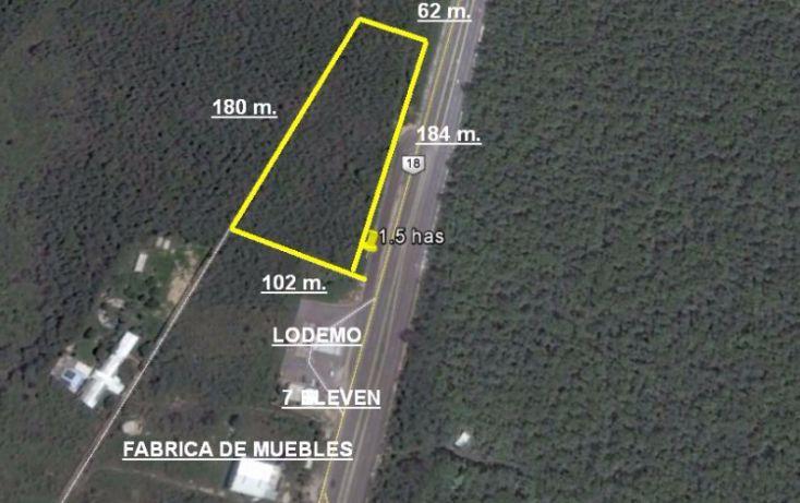 Foto de terreno comercial en venta en, san antonio tehuitz, kanasín, yucatán, 1998000 no 01