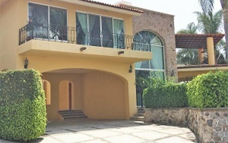 Foto de casa en venta en  , san antonio tlayacapan, chapala, jalisco, 1940721 No. 01