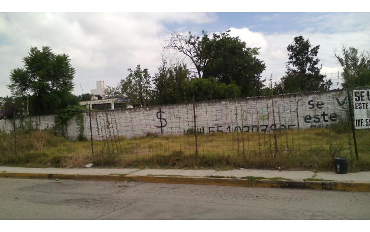 Foto de terreno habitacional en venta en  , san antonio xahuento, tultepec, méxico, 1308207 No. 01