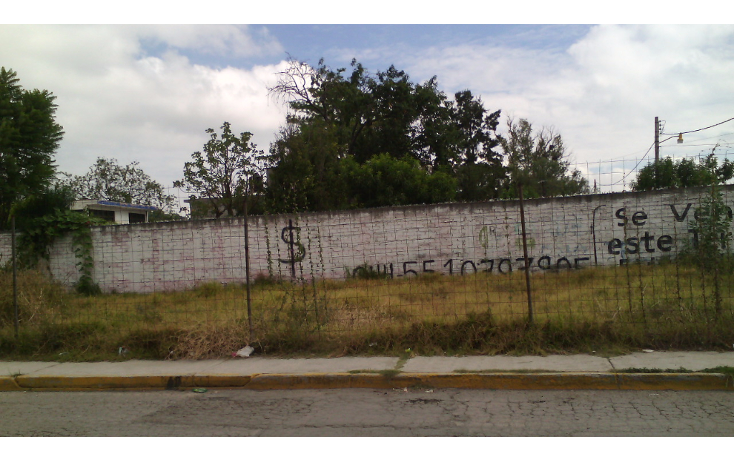 Foto de terreno habitacional en venta en  , san antonio xahuento, tultepec, m?xico, 1308207 No. 02
