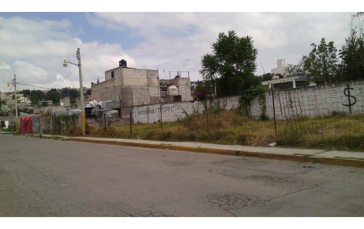 Foto de terreno habitacional en venta en  , san antonio xahuento, tultepec, m?xico, 1308207 No. 03