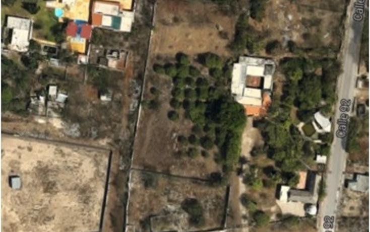 Foto de terreno comercial en venta en  , san antonio xluch, m?rida, yucat?n, 1701304 No. 01