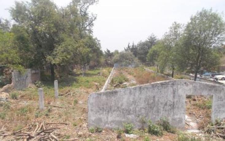 Foto de terreno comercial en venta en  , san antonio zomeyucan, naucalpan de juárez, méxico, 1864710 No. 01