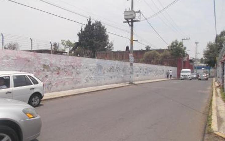 Foto de terreno comercial en venta en  , san antonio zomeyucan, naucalpan de juárez, méxico, 1864710 No. 04