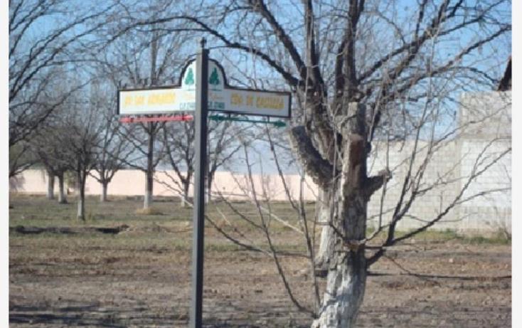 Foto de terreno habitacional en venta en  , san armando, torreón, coahuila de zaragoza, 595757 No. 05