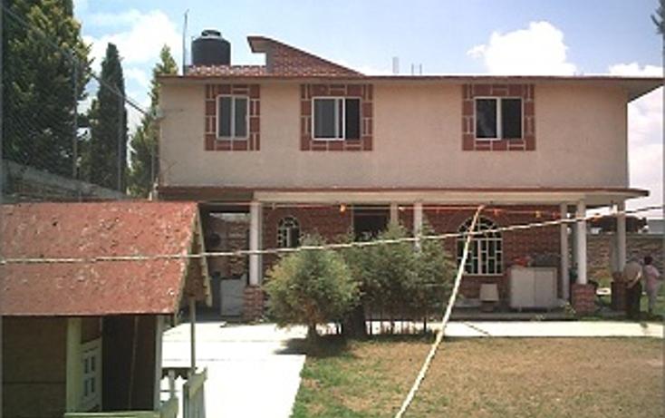 Foto de casa en venta en  , san bartolo abajo, axapusco, méxico, 1815888 No. 01