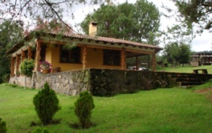 Foto de casa en venta en  , san bartolo, amanalco, m?xico, 829615 No. 01