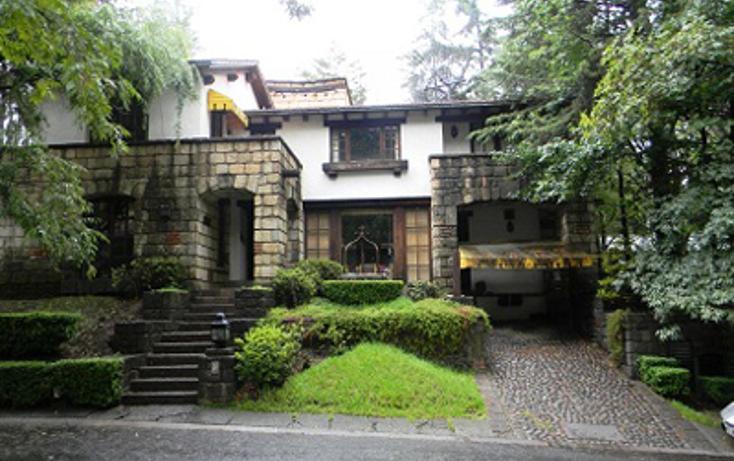 Foto de casa en venta en  , san bartolo ameyalco, álvaro obregón, distrito federal, 1292609 No. 01