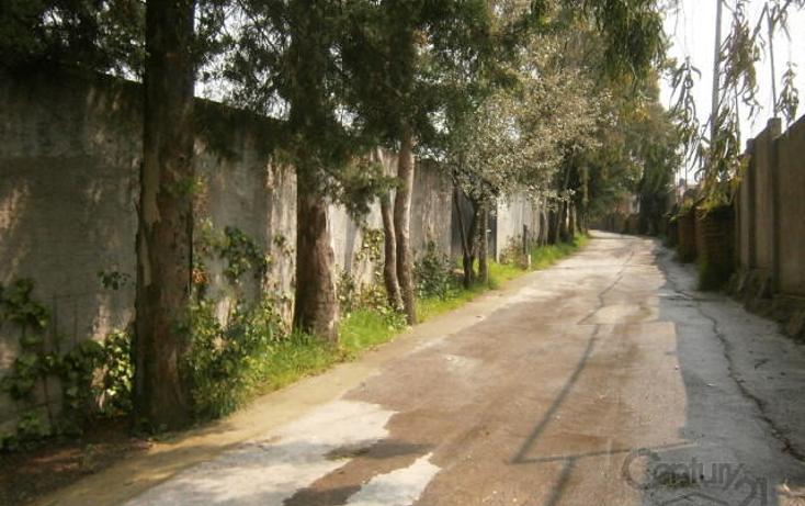 Foto de terreno habitacional en venta en  , san bartolo ameyalco, álvaro obregón, distrito federal, 1695580 No. 01