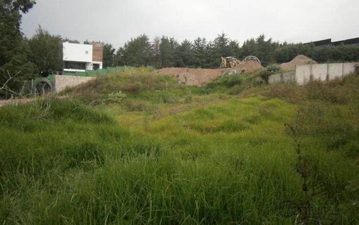 Foto de terreno habitacional en venta en  , san bartolo ameyalco, álvaro obregón, distrito federal, 1695580 No. 03