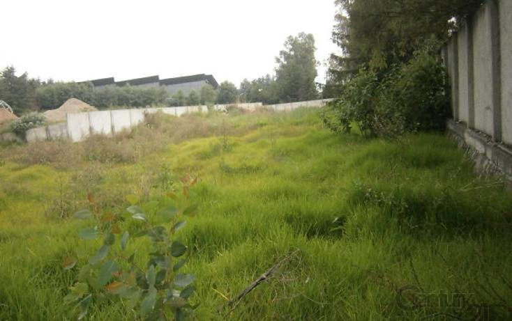 Foto de terreno habitacional en venta en  , san bartolo ameyalco, álvaro obregón, distrito federal, 1695580 No. 04