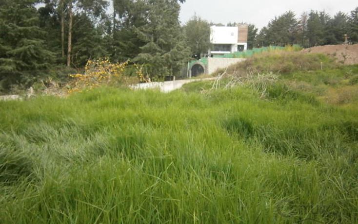 Foto de terreno habitacional en venta en  , san bartolo ameyalco, ?lvaro obreg?n, distrito federal, 1854366 No. 04