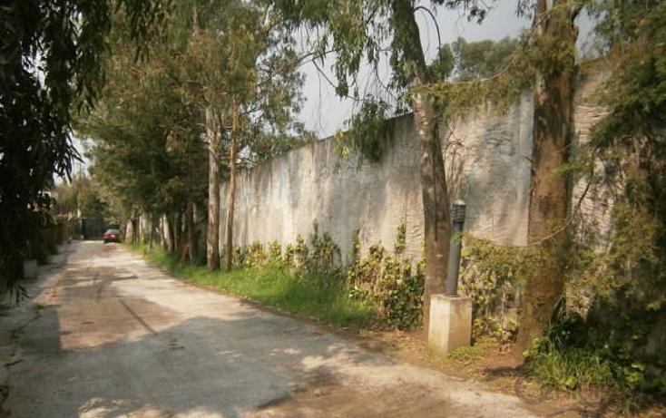 Foto de terreno habitacional en venta en  , san bartolo ameyalco, álvaro obregón, distrito federal, 1854366 No. 06