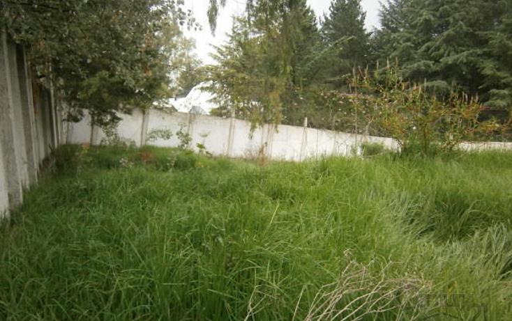 Foto de terreno habitacional en venta en  , san bartolo ameyalco, ?lvaro obreg?n, distrito federal, 1854368 No. 05