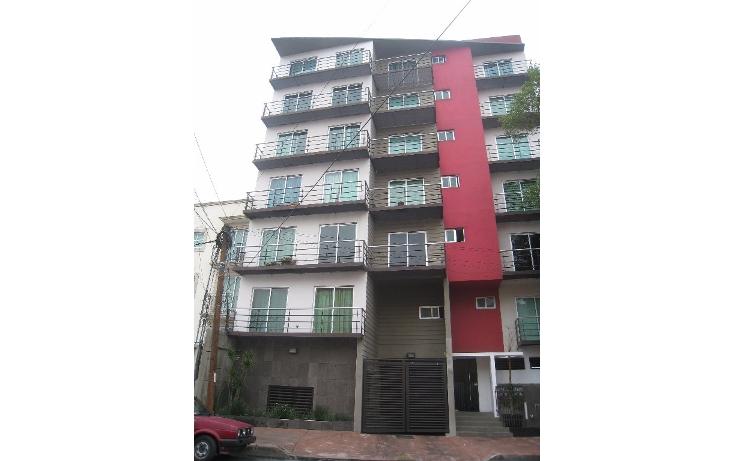 Foto de departamento en renta en  , san bartolo atepehuacan, gustavo a. madero, distrito federal, 2044551 No. 01