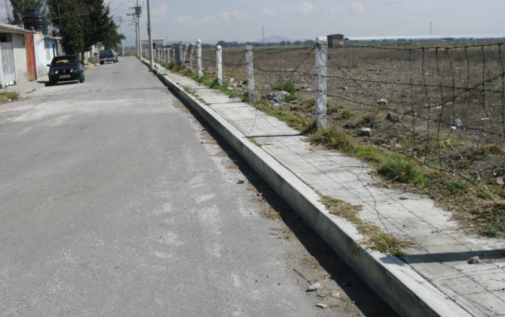 Foto de terreno habitacional en venta en  , san bartolo cuautlalpan, zumpango, méxico, 1252737 No. 06