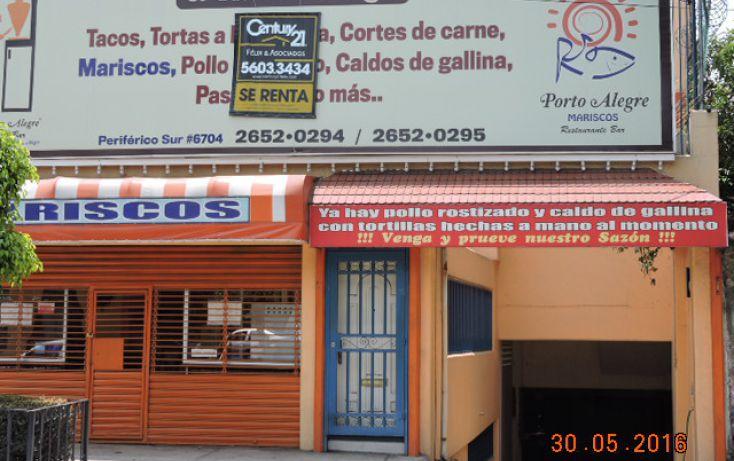 Foto de local en renta en, san bartolo el chico, tlalpan, df, 1956580 no 01