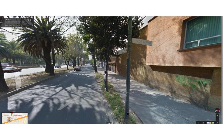 Foto de terreno habitacional en venta en  , san bartolo el chico, tlalpan, distrito federal, 1998989 No. 01