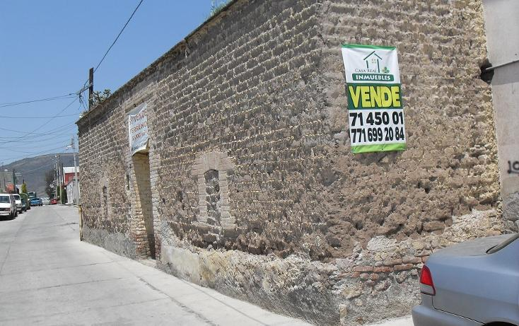 Foto de terreno habitacional en venta en  , san bartolo, pachuca de soto, hidalgo, 1281155 No. 01