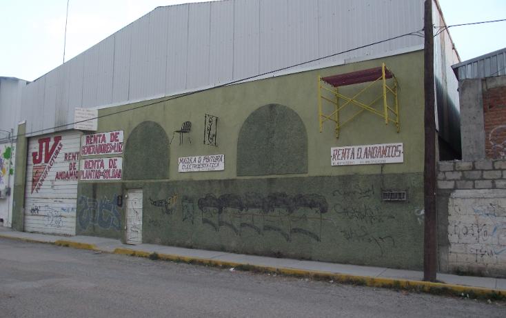 Foto de nave industrial en venta en  , san bartolo, pachuca de soto, hidalgo, 947453 No. 01