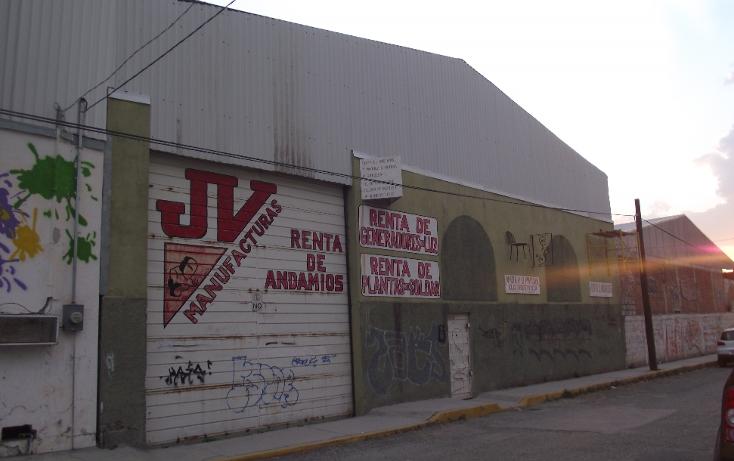 Foto de nave industrial en venta en  , san bartolo, pachuca de soto, hidalgo, 947453 No. 02